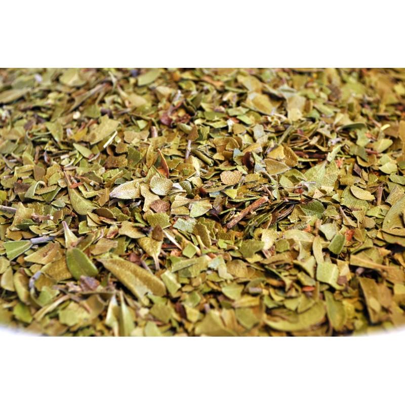 Uva orsina - foglie essiccate