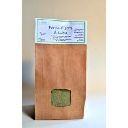 Farina di semi di zucca