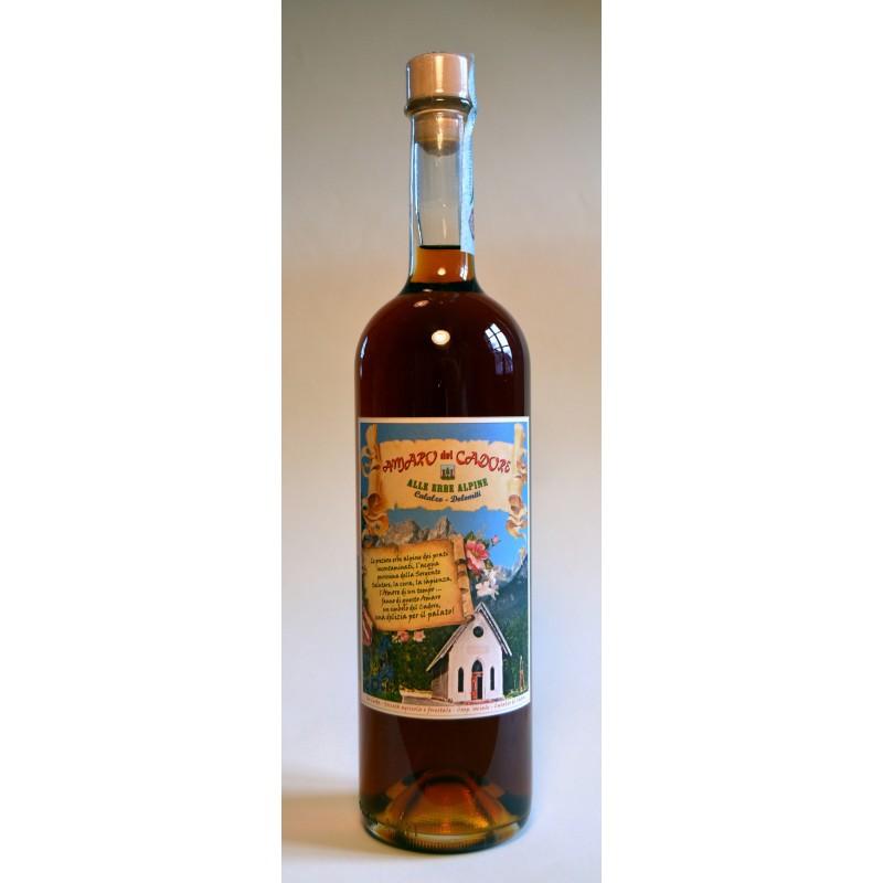 Amaro del Cadore da 700 ml